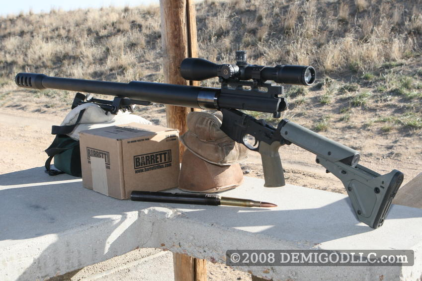 Battle Of The Budget 50 Bmg Rifles Also 50 Bmg Optics