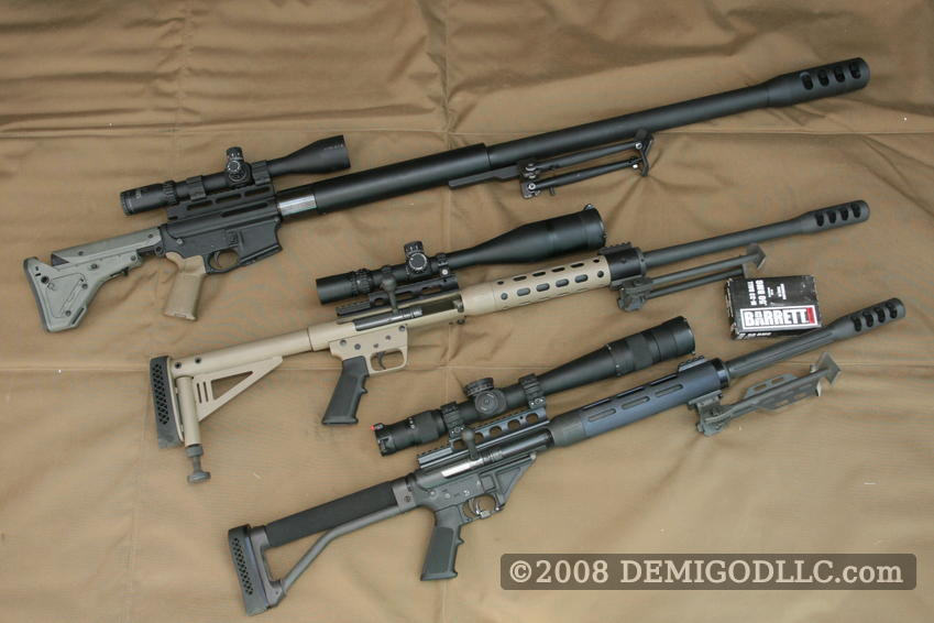 Battle Of The Budget 50 Bmg Rifles Also 50 Bmg Optics