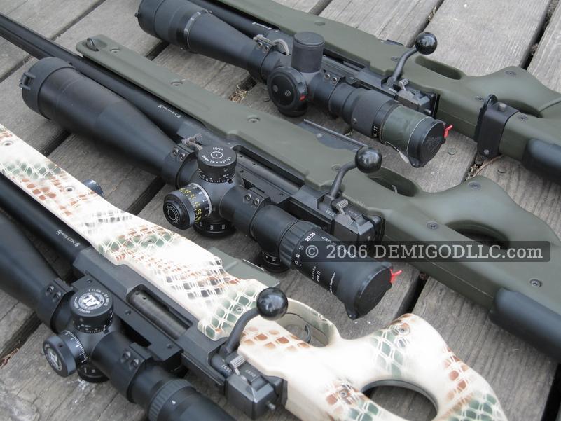PRACTICAL LONG-RANGE RIFLE SHOOTING - PART II: OPTICS