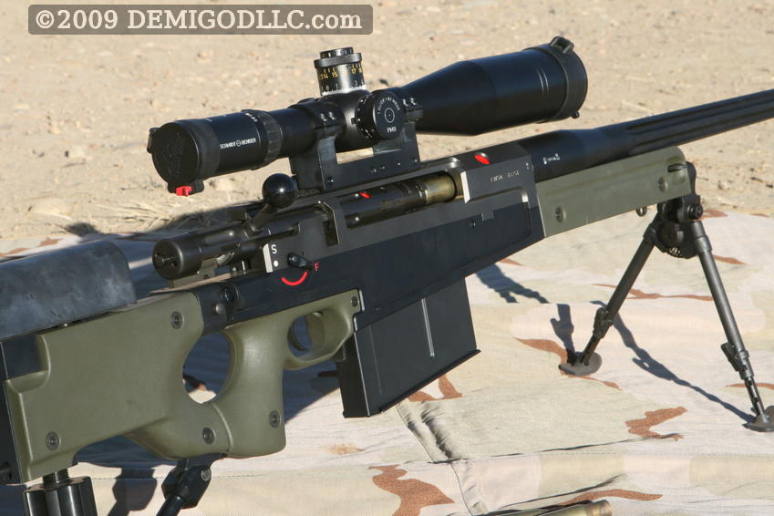 First rounds from the Accuracy International AW50 | Sniper's Hide Forum
