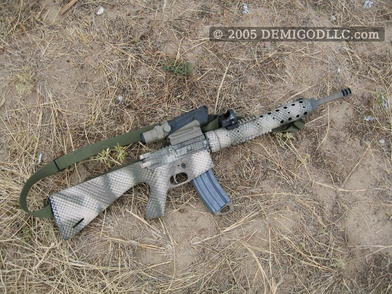 camo painting rifles questions the firing line forums. Black Bedroom Furniture Sets. Home Design Ideas