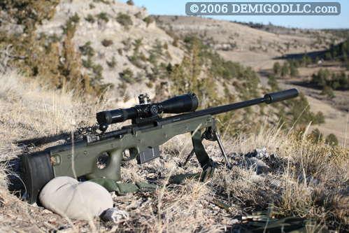 Military .338 Lapua Magnum Rifles Compared, the SAKO TRG ...
