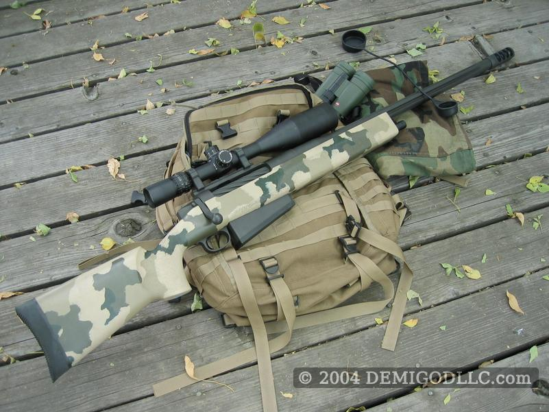 GA Precision Mc... Mcbros 50 Bmg