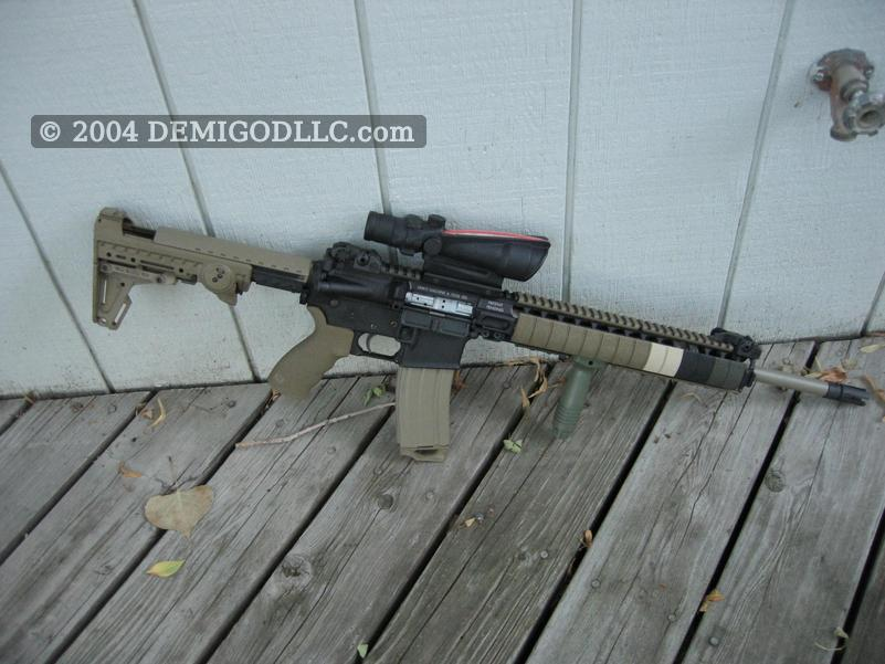 1 Point Safety >> LMT MRP (AR15) Pics - The Firing Line Forums
